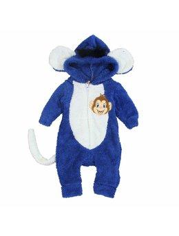 Salopeta cocolino maimutica albastru