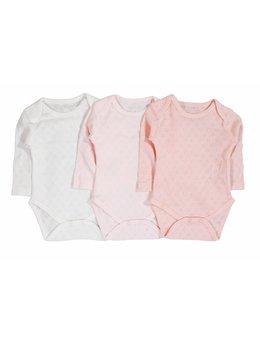 Set 3 Body fetita 3 culori