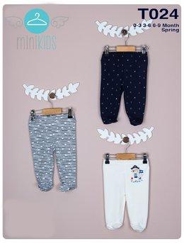 Set 3 pantalonasi marinar