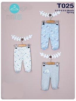 Set 3 pantalonasi stelute si norisori