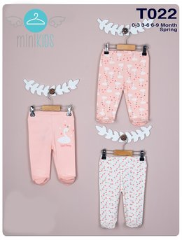 Set 3 pantalonasi Sweet princess