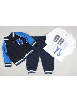 Trening sport boys albastru
