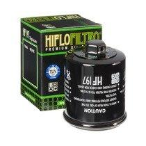 Filtru de ulei HIFLOFILTRO HF197
