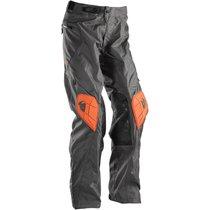Pantaloni cross-enduro THOR RANGE CHARCOAL/ORANGE
