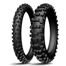 Set anvelope MICHELIN AC10  80/100-21 (51R) + 100/90-19 (57R)