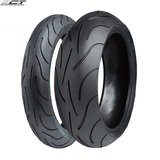 Set MICHELIN PILOT POWER 2 CT 120/70-17 (58W) + 180/55-17 (73W)