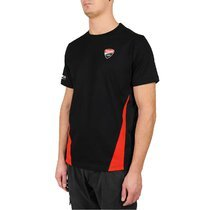 Tricou oficial Ducati Black and Red