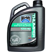 Ulei BEL-RAY Thumper Racing Synthetic Ester Blend 4T 10W-40 4L
