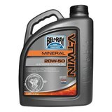 Ulei BEL-RAY V-TWIN Mineral 4T Engine Oil 20w50 4L
