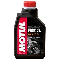 Ulei de furca MOTUL FORK OIL FACTORY LINE LIGHT 5W 1L