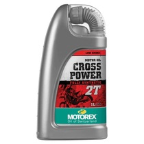 Ulei MOTOREX CROSS POWER 2T 1L