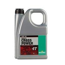 Ulei MOTOREX CROSS POWER 4T 10W60 4L