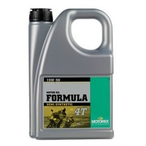 Ulei MOTOREX FORMULA 4T 15W50 4L