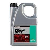 Ulei MOTOREX POWER SYNT 4T 10W50 4L