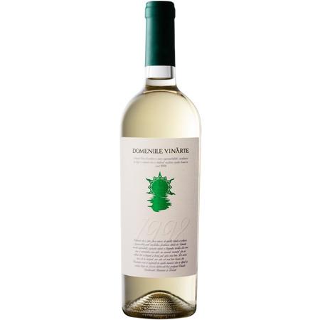 DOMENIILE VINARTE Sauvignon Blanc&Feteasca Alba 2019-SEC 0.75L