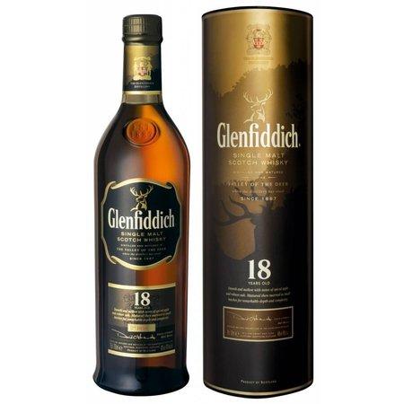 Glenfiddich 18 YO 0.7L