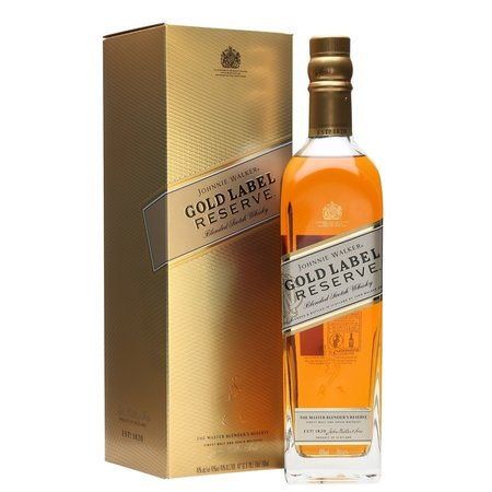 Johnnie Walker Gold Label Reserved 0.7L