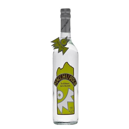 Macchu Pisco The Spirit Of The Andes 0.7L