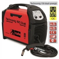 Aparat de sudura MIG-MAG Telwin Technomig 150 Dual Synergic 20-150A