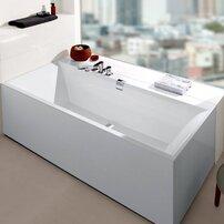 Cada rectangulara compozit Villeroy&Boch Squaro Edge12 190x90 cm Quaryl