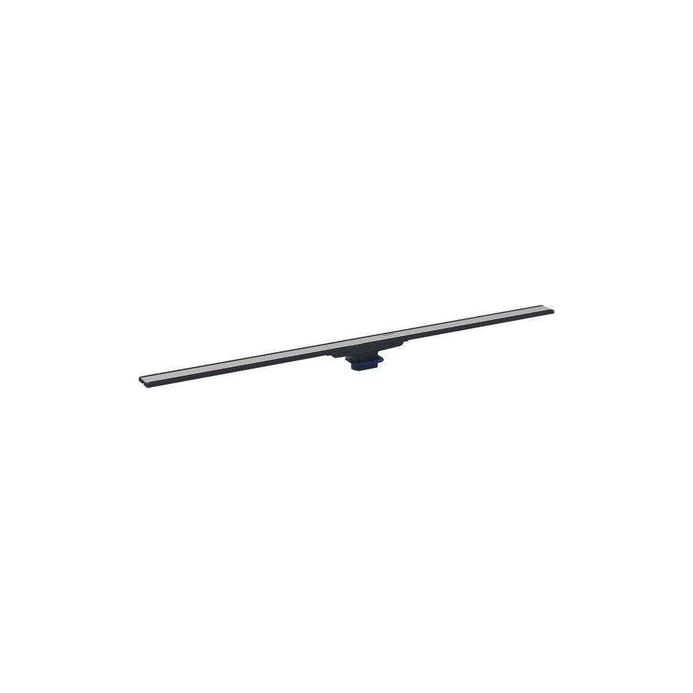 Capac pentru rigola Geberit Cleanline60 30-90 cm crom cu margine neagra imagine