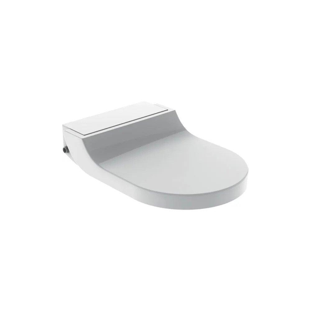 Capac wc Geberit Aquaclean Tuma Classic cu functie de bideu alb alpin poza