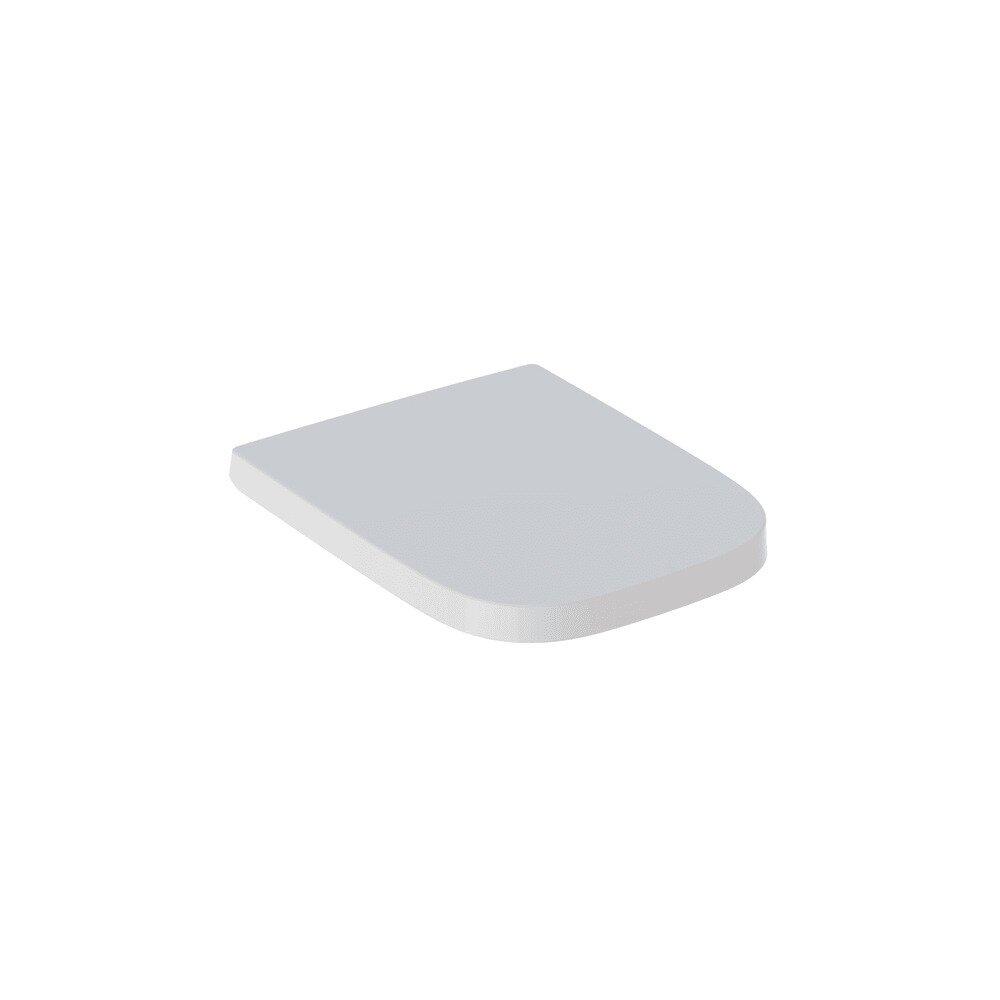Capac wc softclose Geberit Selnova Square Quick Release poza
