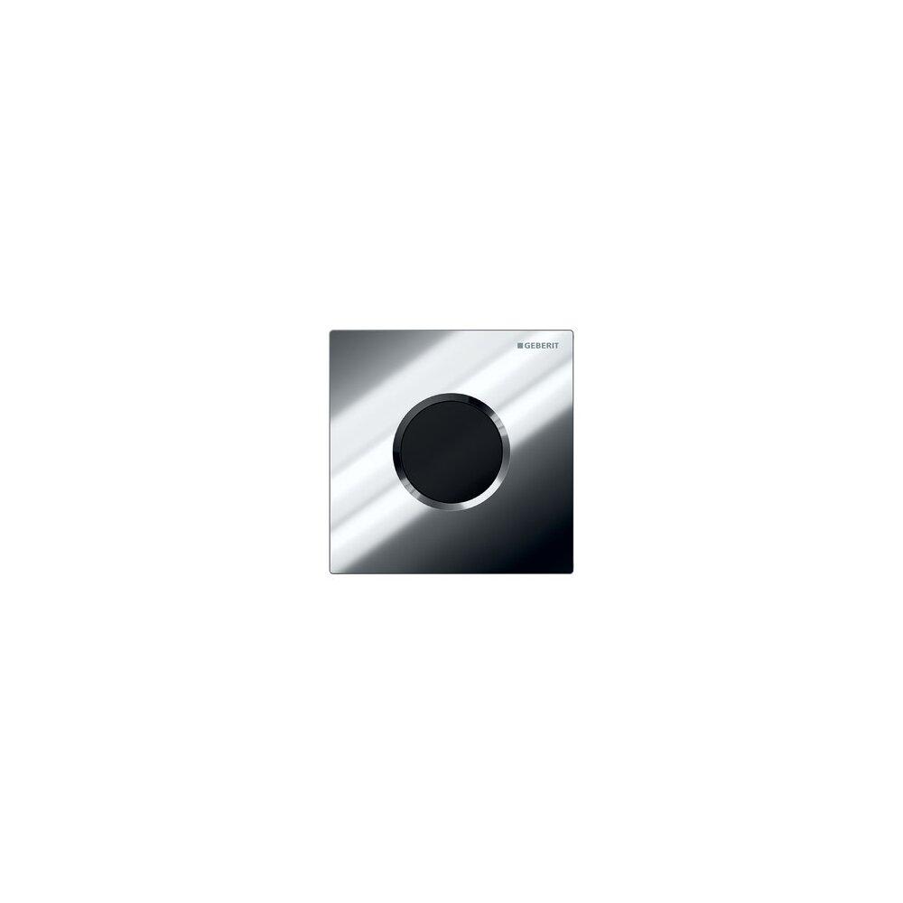 Clapeta de actionare Geberit Sigma 01 pentru pisoar electronica crom lucios imagine