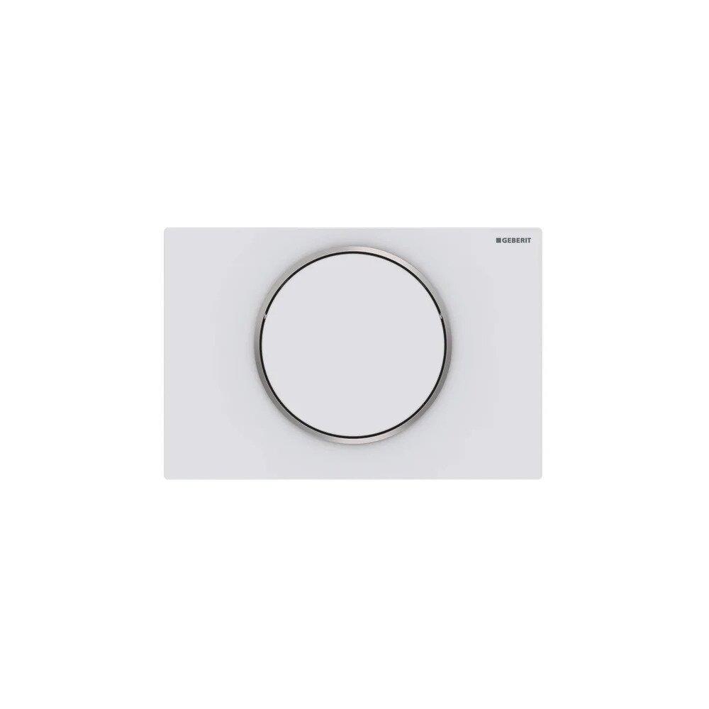 Clapeta de actionare Geberit Sigma 10 alb mat