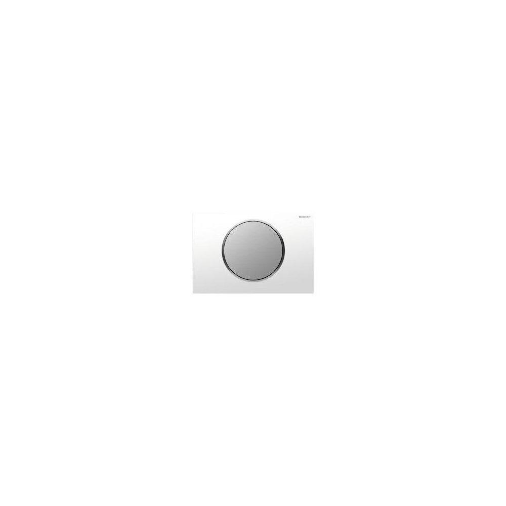 Clapeta de actionare Geberit Sigma 10 pentru wc electronica cu senzor cu baterii 1.5 V imagine