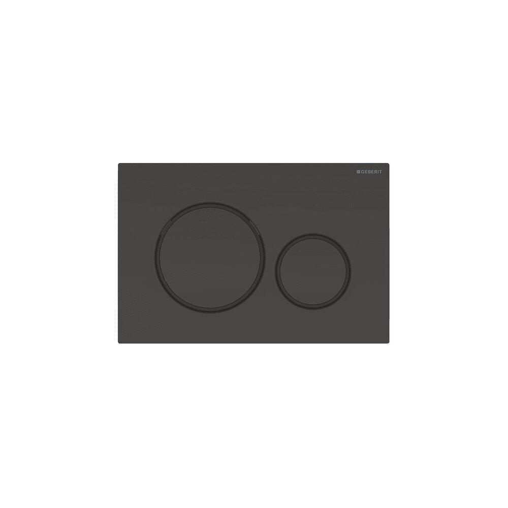 Clapeta de actionare Geberit Sigma 20 negru imagine