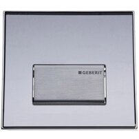 Clapeta de actionare Geberit Sigma 50 pentru pisoar sticla