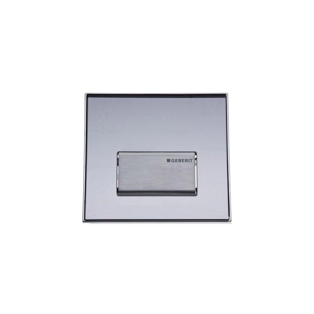 Clapeta de actionare Geberit Sigma 50 pentru pisoar sticla imagine