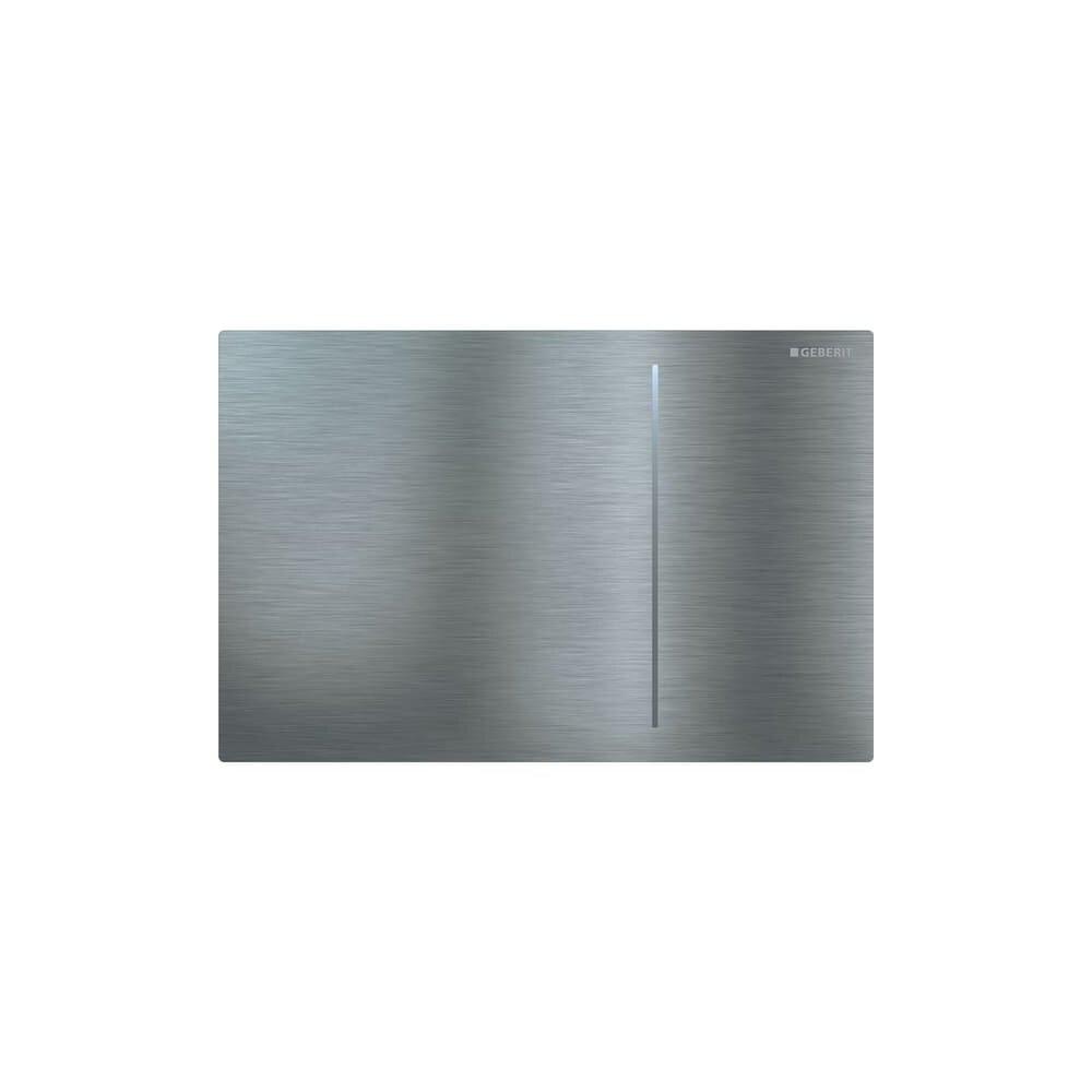 Clapeta de actionare Geberit Sigma 70 crom periat cu actionare hidraulica imagine