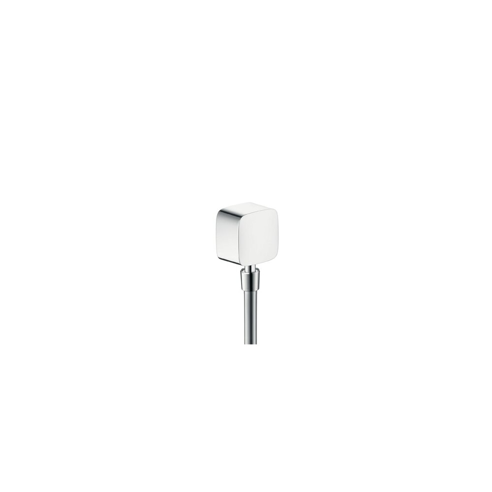 Conector Hansgrohe FixFit cu valva antireflux imagine