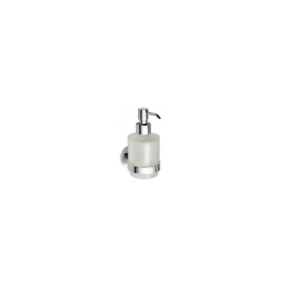Dispensor din sticla pentru sapun lichid 200 ml Bemeta Omega imagine