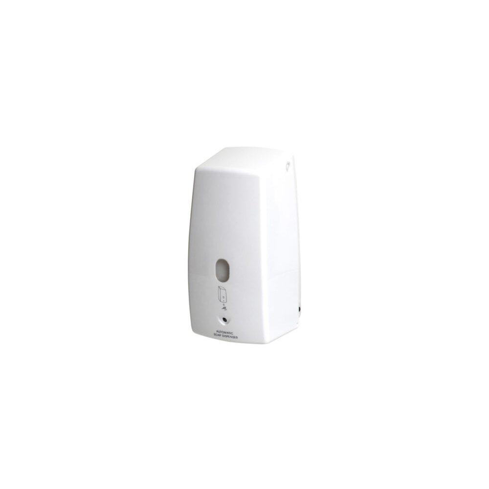 Dispersor sapun automat alb/crom mat Bisk imagine
