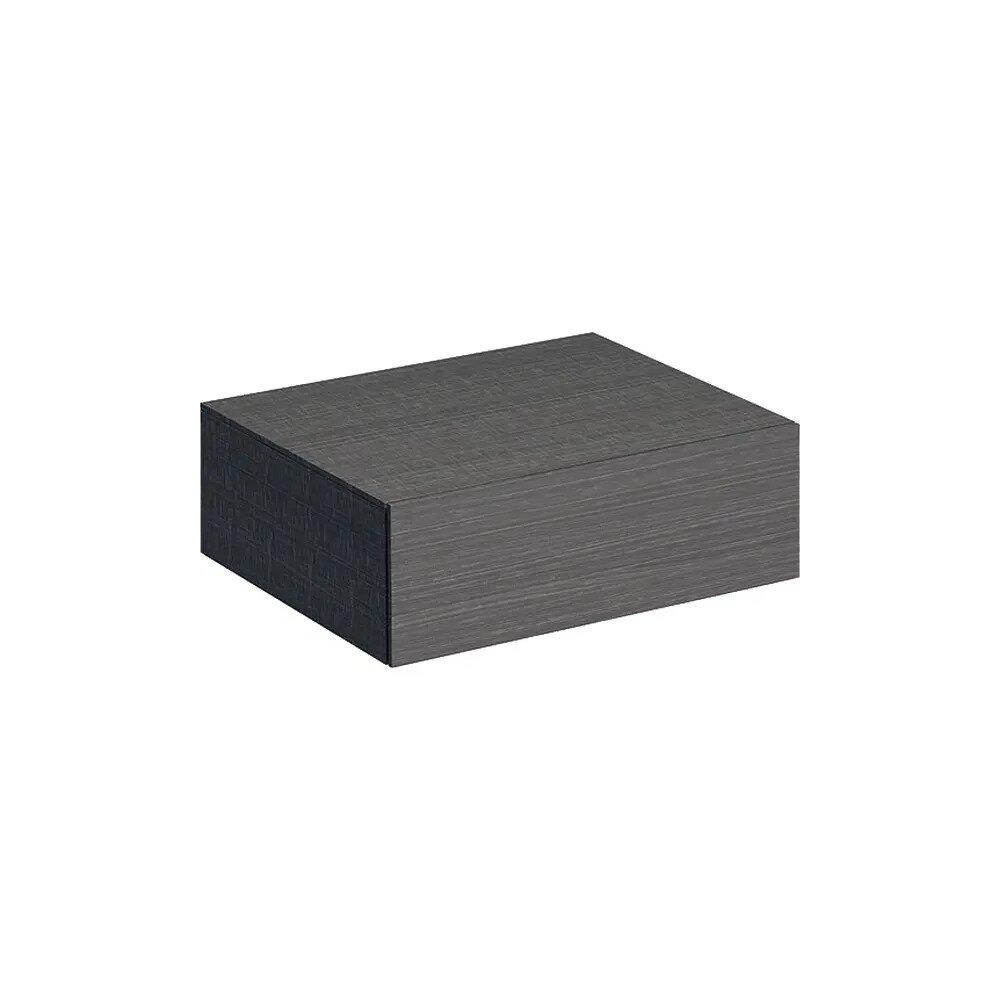 Dulap baie suspendat gri Geberit Xeno² 1 sertar 58 cm imagine neakaisa.ro