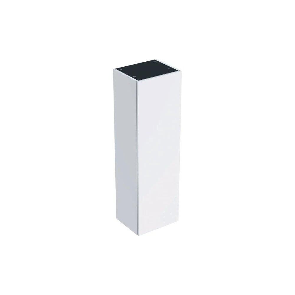 Dulap inalt suspendat Geberit Smyle Square alb 1 usa 36 cm