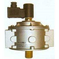 Electroventil 1 1/2 inch cu armare manuala normal deschis