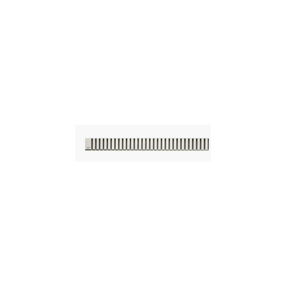Capac pentru rigola de dus Alcaplast LINE 550L 55 cm otel lustruit poza