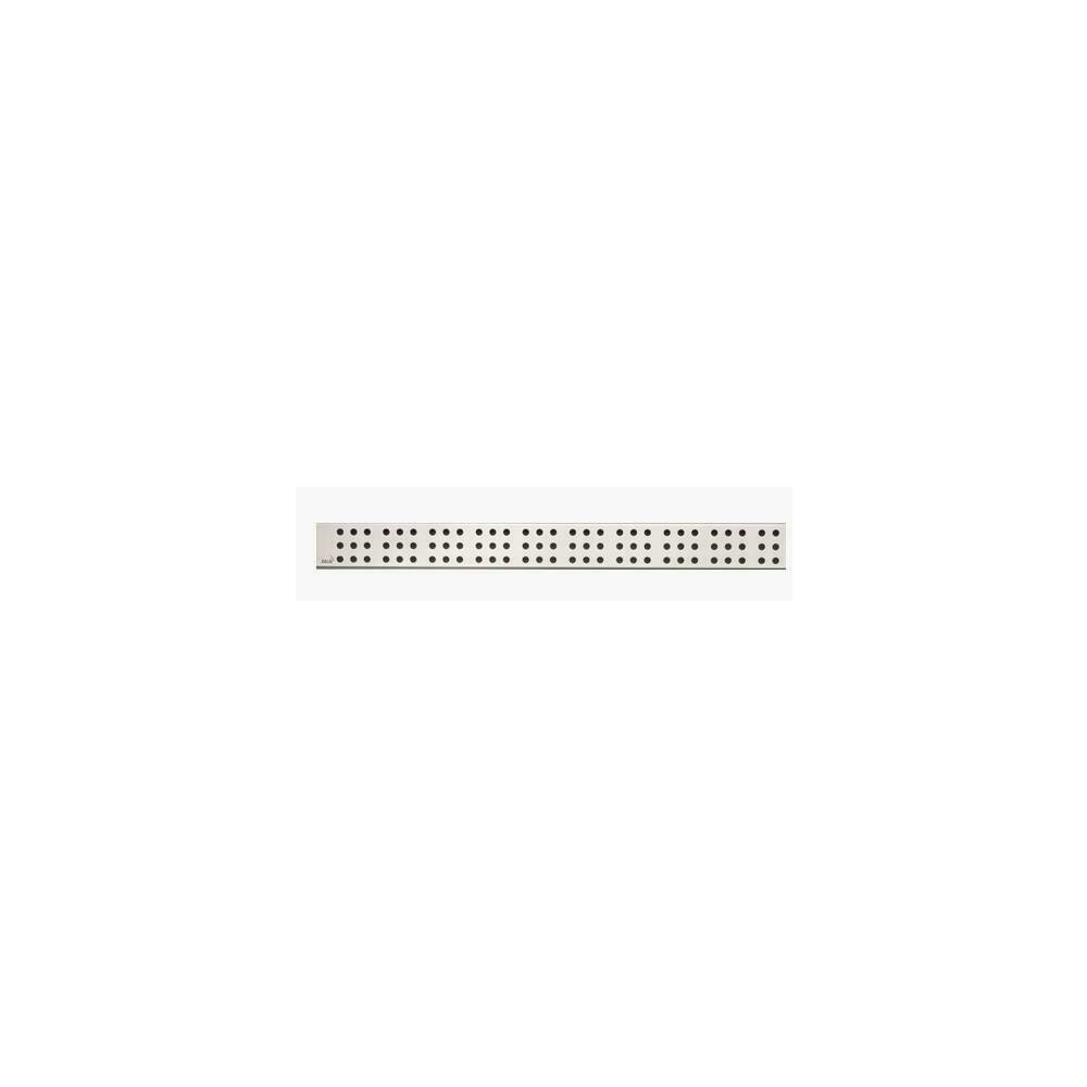 Capac pentru rigola de dus Alcaplast CUBE 550L 55 cm otel mat poza