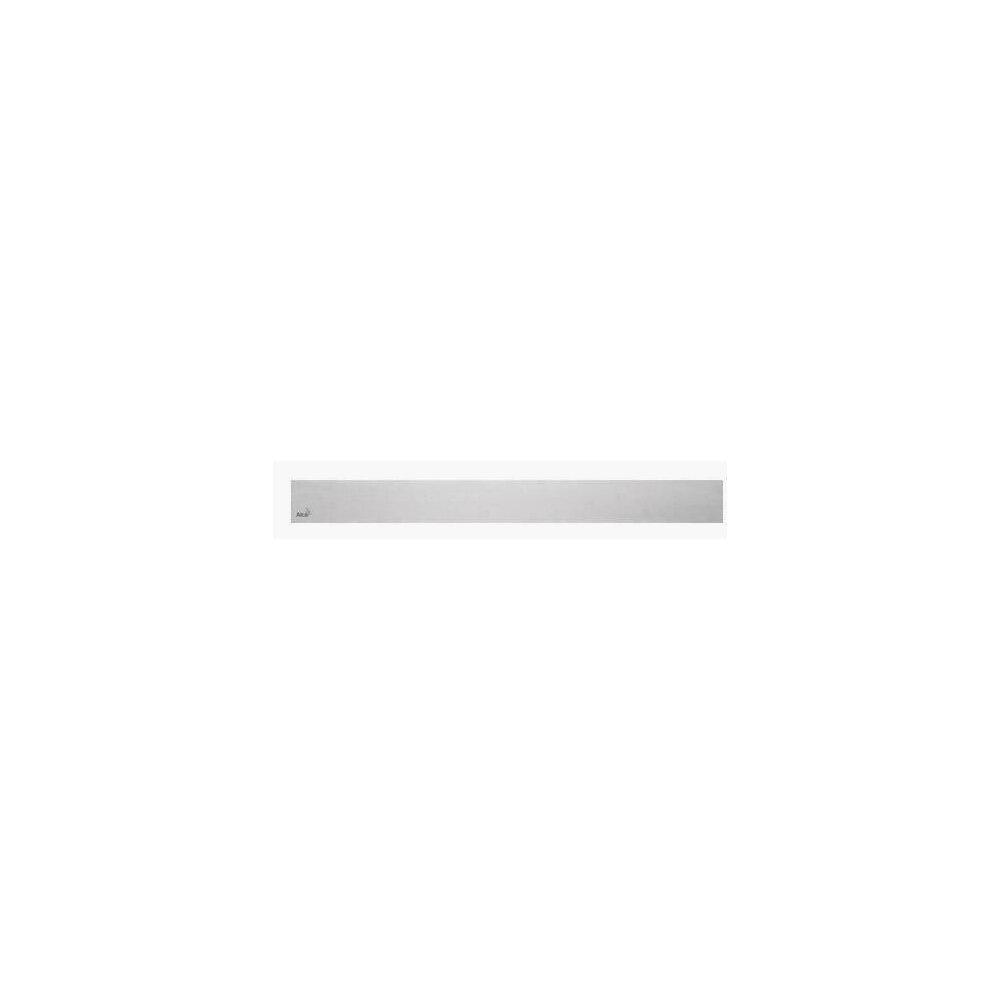 Capac pentru rigola de dus Alcaplast POSH-850LN 85 cm otel mat poza