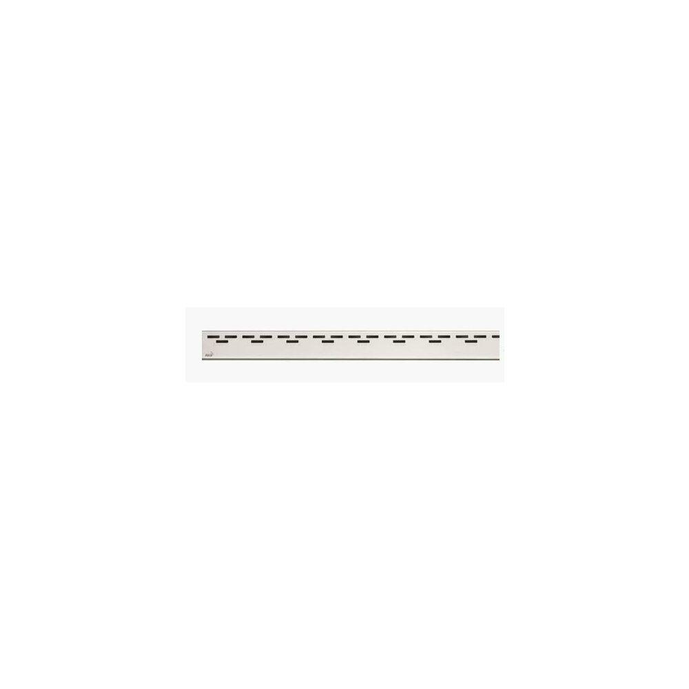 Capac pentru rigola de dus Alcaplast HOPE 950L 95 cm otel mat poza
