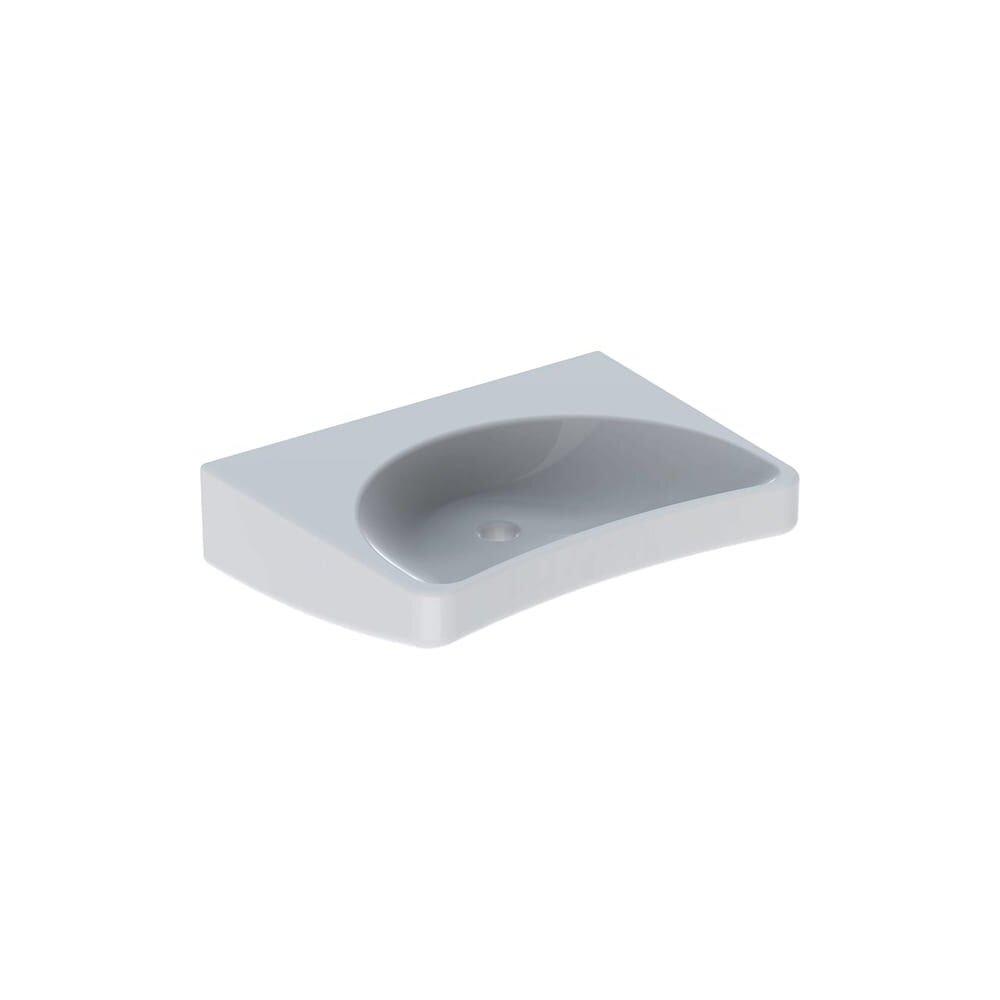 Lavoar pe blat Geberit Paracelsus 64 cm cu acces liber poza