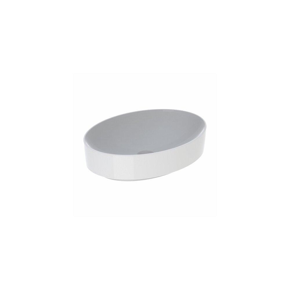 Lavoar pe blat Geberit Variform oval fara preaplin 55x40 cm