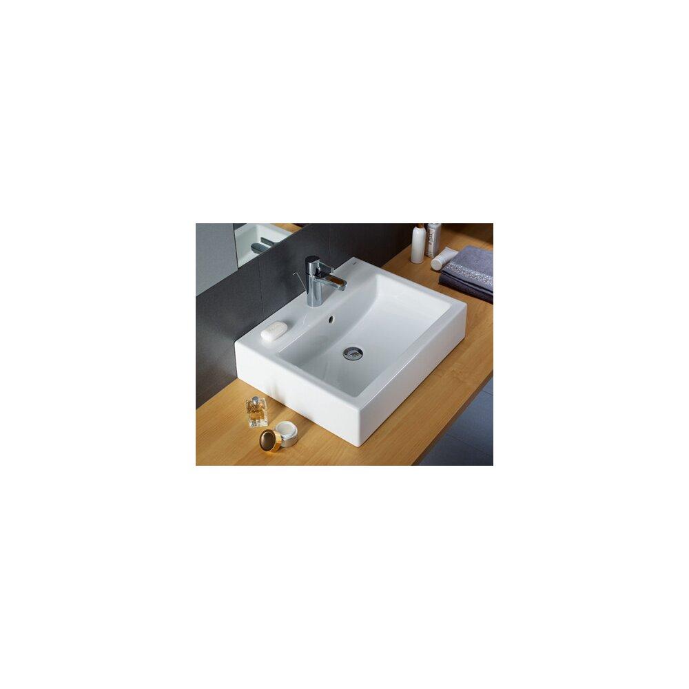 Lavoar pe mobilier Kolo Twins 50x46 cm imagine