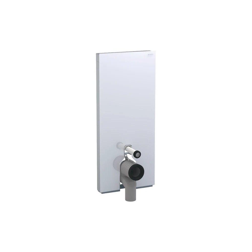 Modul Geberit Monolith Plus pentru wc pe pardoseala alb 114 cm imagine