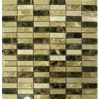Mozaic piatra Emperador Crema Marfil 30.4x29.8
