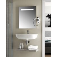Oglinda cu iluminare si dezaburire Ideal Standard Mirror&Light 60x70 cm
